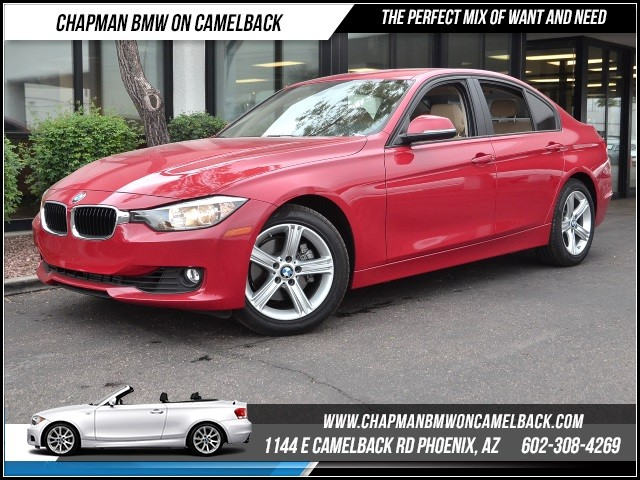 2012 BMW 3-Series Sdn 328i 45002 miles 1144 E Camelback Rd 6023852286Chapman BMW on Camelb
