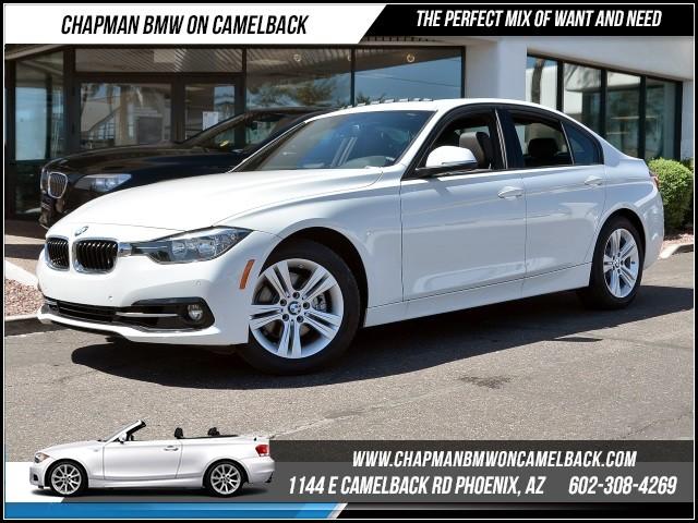 2016 BMW 3-Series Sdn 328i 4131 miles 1144 E Camelback Rd 6023852286Chapman BMW on Camelba