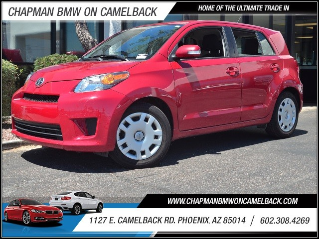 2013 Scion xD 42053 miles 602 385-2286 1127 E Camelback HOME OF THE ULTIMATE TRADE IN