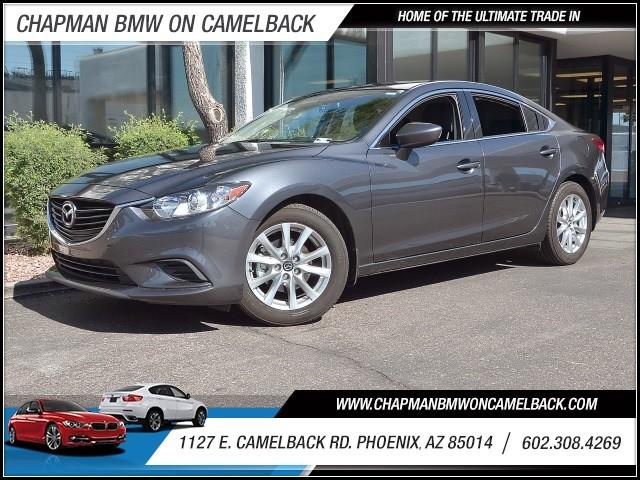 2016 Mazda MAZDA6 i Sport 13358 miles 602 385-2286 1127 E Camelback HOME OF THE ULTIMATE TRA