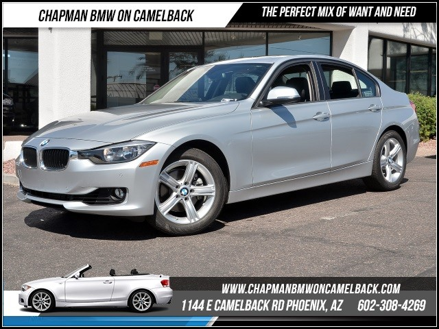 2015 BMW 3-Series Sdn 328i Driver Assist Pkg 5469 miles 1144 E Camelback Rd 6023852286Why