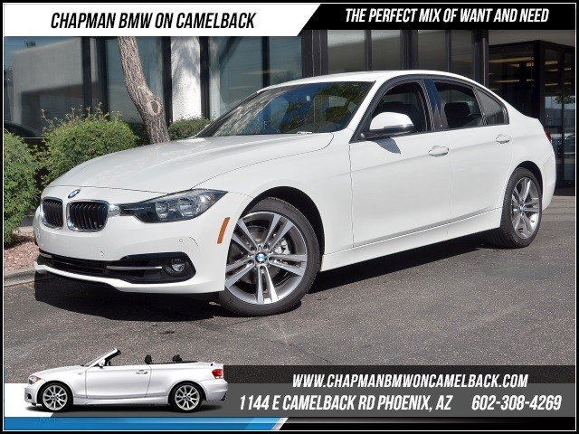 2016 BMW 3-Series Sdn 328i 2509 miles Sport Package Driver Assistance Package 18 Alloy Wheel P