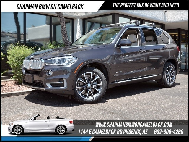 2014 BMW X5 xDrive35d 25840 miles xLine Cold Weather Package Driver Assistance Package Premium