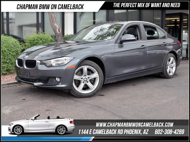 2015 BMW 3-Series Sdn 328i xDrive Prem 12229 miles 1144 E Camelback Rd 6023852286Chapman B