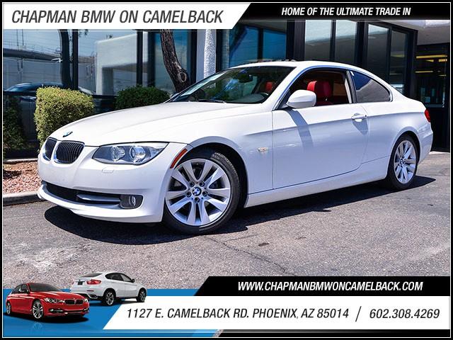 2011 BMW 3-Series Sdn 328i Prem Pkg 77670 miles 1144 E Camelback Rd 6023852286Drive for a