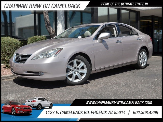 2007 Lexus ES 350 77876 miles 602 385-2286 1127 E Camelback HOME OF THE ULTIMATE TRADE IN