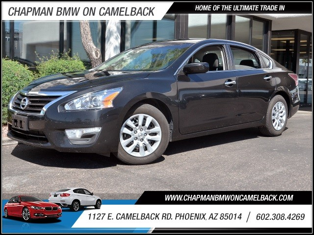 2015 Nissan Altima 25 46219 miles 602 385-2286 1127 E Camelback HOME OF THE ULTIMATE TRADE