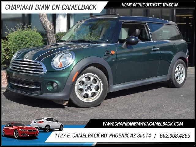 2014 MINI Clubman Cooper 38675 miles 602 385-2286 1127 E Camelback HOME OF THE ULTIMATE TRAD
