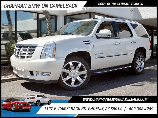 2012 Cadillac Escalade Luxury 64444 miles 602 385-2286 1127 E Camelback HOME OF THE ULTIMATE