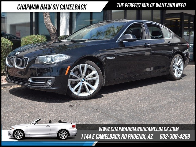 2014 BMW 5-Series 535i Lux Cold WeatherDriver Ass 40826 miles 1144 E Camelback Rd 602385228