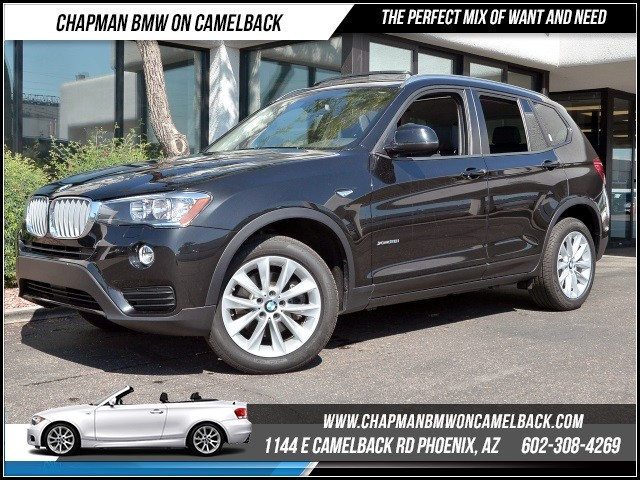 2016 BMW X3 xDrive28i 7079 miles 1144 E Camelback Rd 6023852286Why Buy New Sales Event on