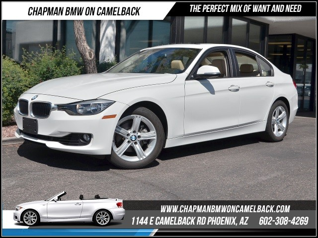 2015 BMW 3-Series Sdn 328i 4217 miles 1144 E Camelback Rd 6023852286Chapman BMW on Camelba