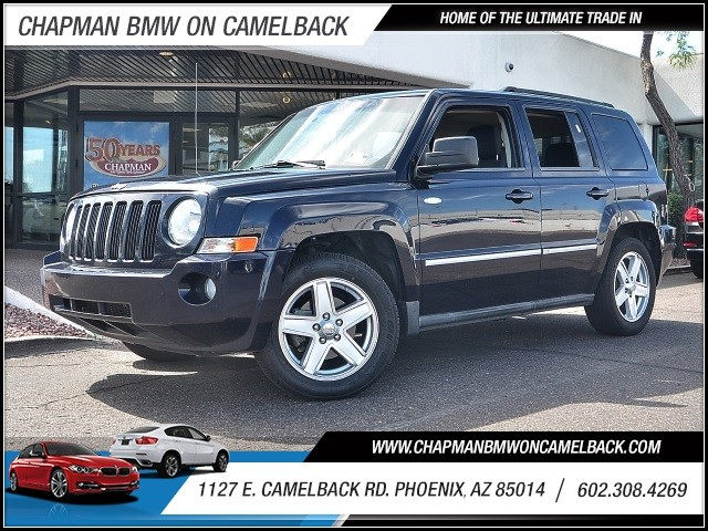 2010 Jeep Patriot Sport X 118053 miles 602 385-2286 1127 E Camelback HOME OF THE ULTIMATE TR