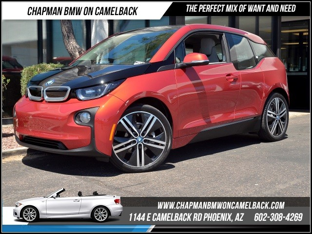 2014 BMW i3 Mega World 6420 miles 1144 E Camelback Rd 6023852286Why Buy New Sales Event on