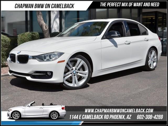 2013 BMW 3-Series Sdn 335i Sport Line PremTech Pkg 46277 miles 1144 E Camelback Rd 60238522