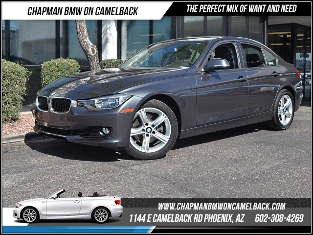 2013 BMW 3-Series Sdn 328i 47860 miles Phone hands free Wireless data link Bluetooth Satellite