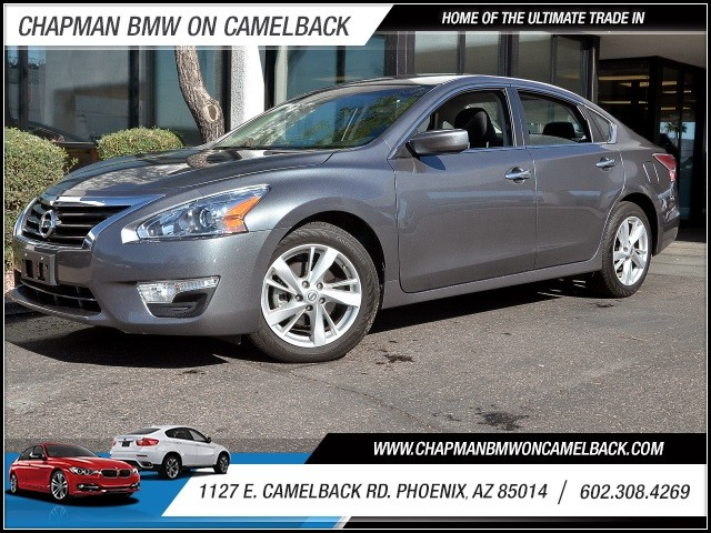 2014 Nissan Altima 25 SV 8054 miles 602 385-2286 1127 E Camelback HOME OF THE ULTIMATE TRAD