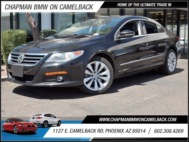 2009 Volkswagen CC Sport 84038 miles 602 385-2286 1127 E Camelback HOME OF THE ULTIMATE TRAD
