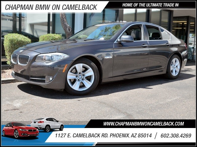 2011 BMW 5-Series 528i 38336 miles 602 385-2286 1127 E Camelback HOME OF THE ULTIMATE TRADE