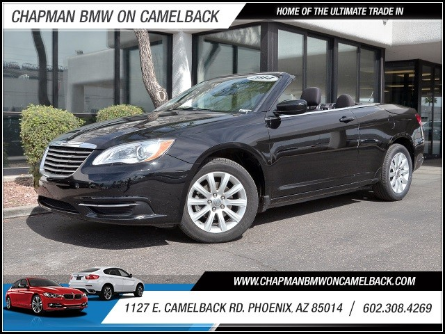 2014 Chrysler 200 Conv Touring 40066 miles 602 385-2286 1127 E Camelback HOME OF THE ULTIMAT