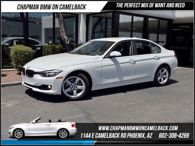 2015 BMW 3-Series Sdn 320i 12403 miles 1144 E Camelback Rd 6023852286Chapman BMW on Camelb