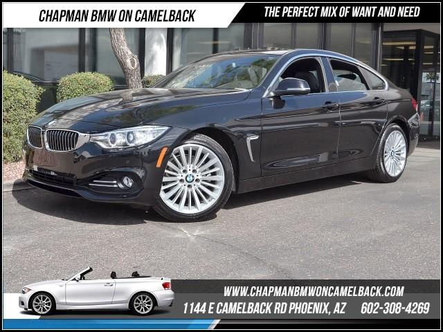 2016 BMW 4-Series 428i Gran Coupe Luxury Line Prem 7430 miles 1144 E Camelback Rd 6023852286