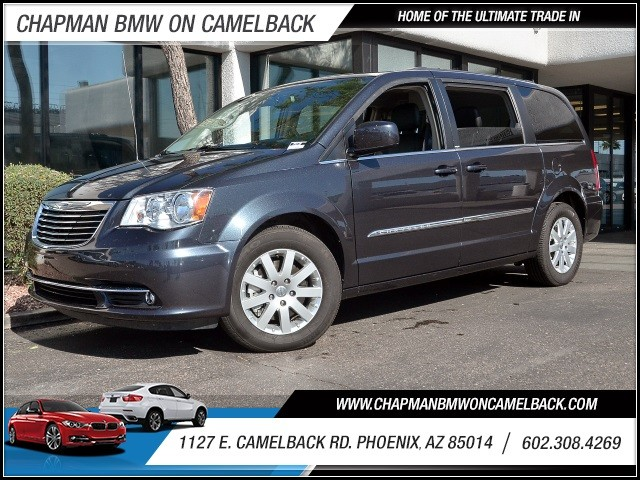 2014 Chrysler Town and Country Touring 43497 miles 602 385-2286 1127 E Camelback HOME OF THE