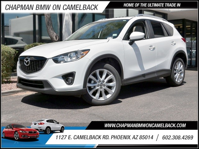 2015 Mazda CX-5 Grand Touring 43844 miles 602 385-2286 1127 E Camelback HOME OF THE ULTIMATE