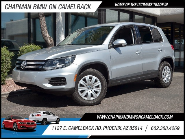 2013 Volkswagen Tiguan S 40187 miles 602 385-2286 1127 E Camelback HOME OF THE ULTIMATE TRAD
