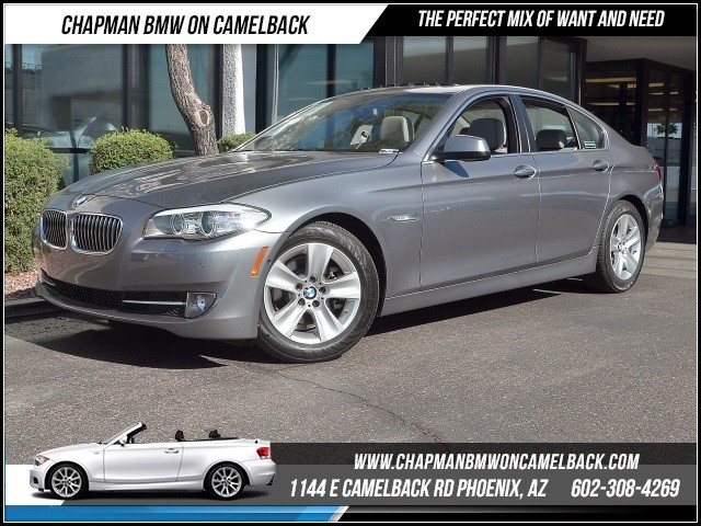 2013 BMW 5-Series 528i 42835 miles Premium Package Technology Package Driver Assistance Package