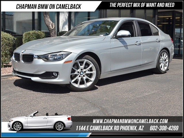 2015 BMW 3-Series Sdn 320i Sport Pkg 6056 miles 1144 E Camelback Rd 6023852286Why Buy New