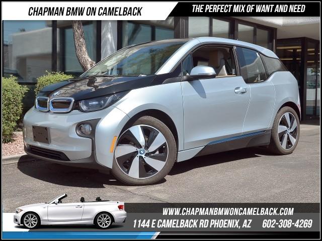 2014 BMW i3 TechDriver Assist Pkg 7034 miles 1144 E Camelback Rd 6023852286Drive for a cu