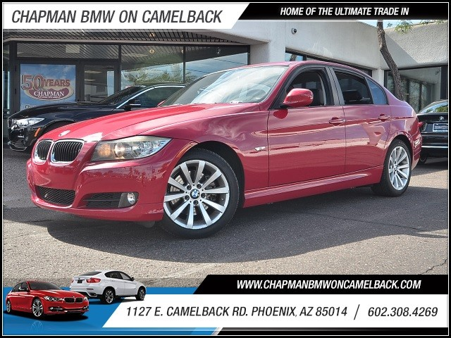 2011 BMW 3-Series Sdn 328i 51066 miles 602 385-2286 1127 E Camelback HOME OF THE ULTIMATE TR