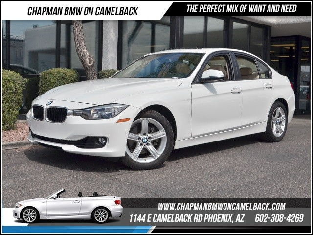 2014 BMW 3-Series Sdn 328i Premium Package 10832 miles 1144 E Camelback Rd 6023852286Chapm