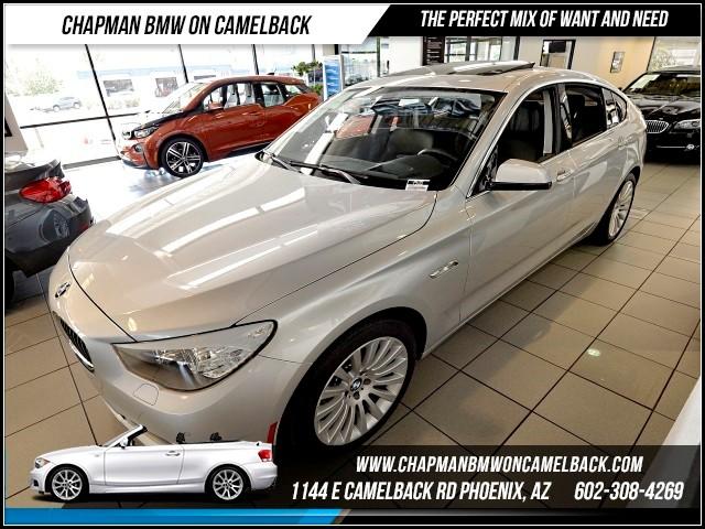 2013 BMW 5-Series 535i Gran Turismo Prem Pkg Value 27282 miles 1144 E Camelback Rd 602385228