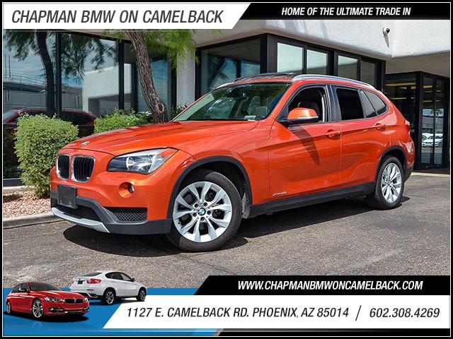 2013 BMW X1 xDrive28i PremCold Weather Pkg 89383 miles 1144 E Camelback Rd 6023852286 Cer