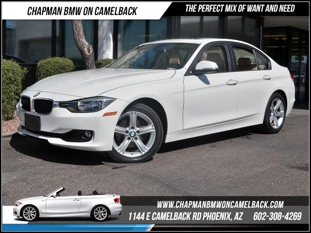 2013 BMW 3-Series 328i Premium Package 35143 miles Premium Package Satellite communications BMW