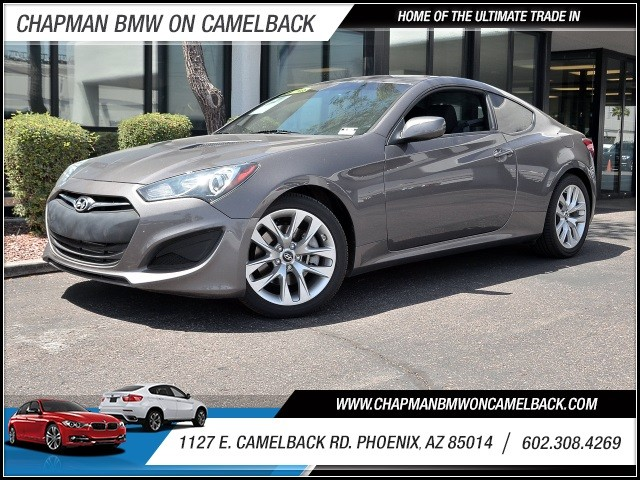 2013 Hyundai Genesis Coupe 20T 26263 miles 602 385-2286 1127 E Camelback HOME OF THE ULTIMA