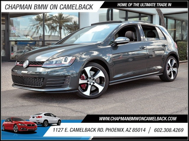 2016 Volkswagen Golf GTI Autobahn 2819 miles VW DEALER ORDER OPTION PERFORMANCE PACKAGE Wireless