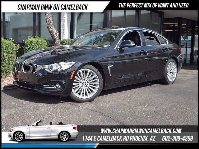 2016 BMW 4-Series 435i Gran Coupe Lux Line Tech Na 6967 miles 1144 E Camelback Rd 6023852286