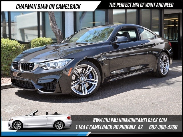 2015 BMW M4 ExecDriver Assist Pkg 5382 miles 1144 E Camelback Rd 6023852286Drive for a cu