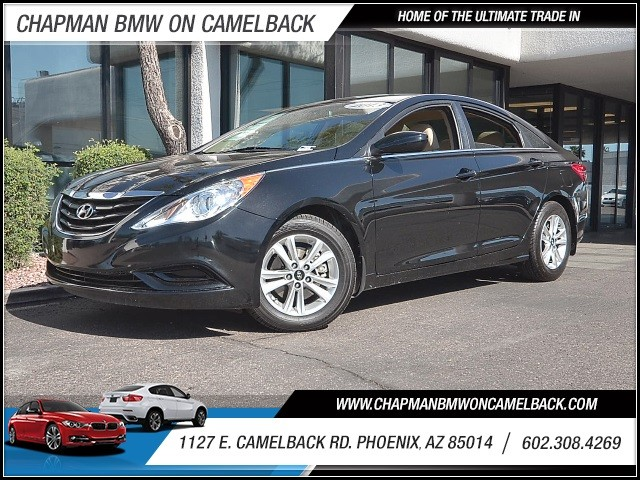 2013 Hyundai Sonata GLS 54670 miles 602 385-2286 1127 E Camelback HOME OF THE ULTIMATE TRADE