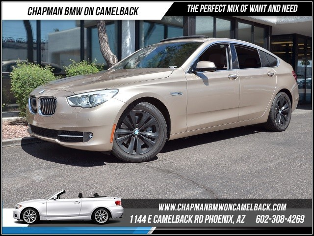 2013 BMW 5-Series 535i Gran Turismo PremValue Pkg 61282 miles Premium Package Value Package Co