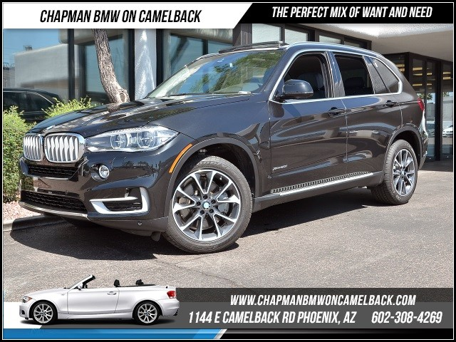 2015 BMW X5 xDrive50i X Line Driver Assist P 14585 miles 1144 E Camelback Rd 6023852286Why