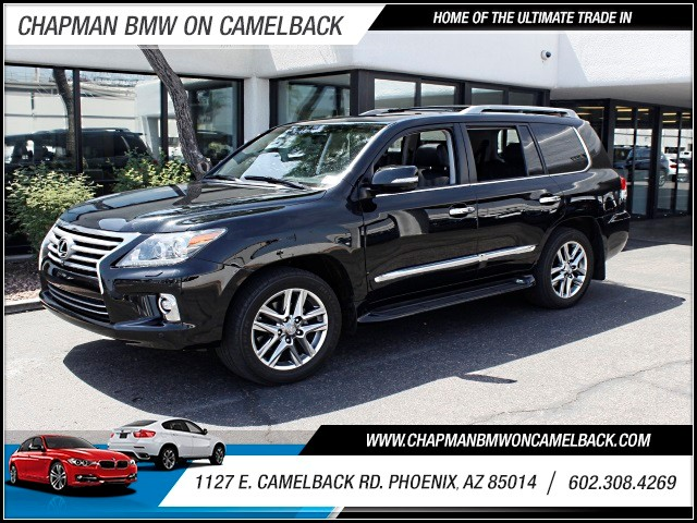 2014 Lexus LX 570 31352 miles 602 385-2286 1127 E Camelback HOME OF THE ULTIMATE TRADE IN