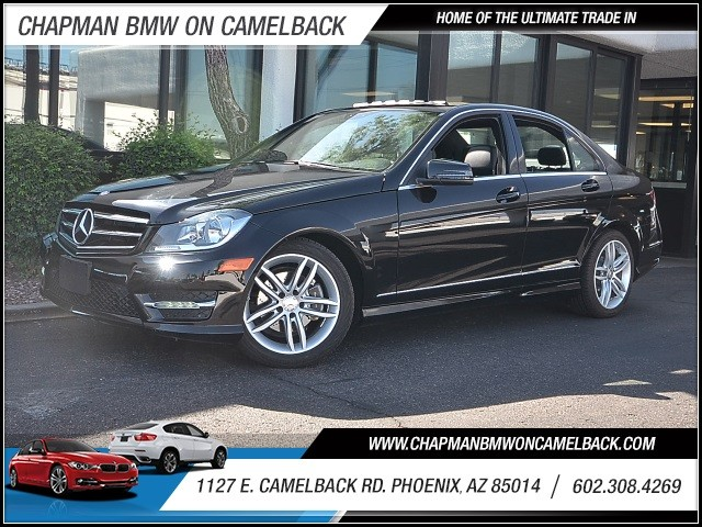 2014 Mercedes C-Class C250 Luxury 24008 miles 602 385-2286 1127 E Camelback HOME OF THE ULTI
