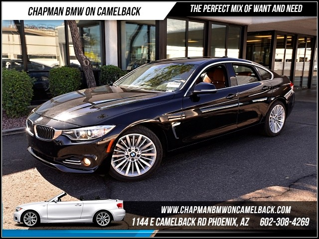 2016 BMW 4-Series 435i Gran Coupe Lux Line Tech Na 7089 miles 1144 E Camelback Rd 6023852286
