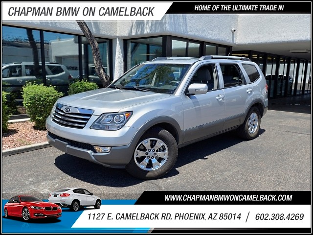 2009 Kia Borrego EX 68989 miles 602 385-2286 1127 E Camelback HOME OF THE ULTIMATE TRADE IN