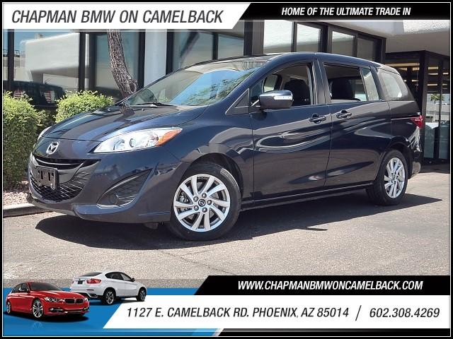 2014 Mazda MAZDA5 Sport 36112 miles 602 385-2286 1127 E Camelback HOME OF THE ULTIMATE TRADE