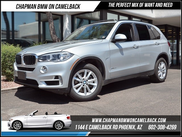 2015 BMW X5 sDrive35i Nav 29754 miles 1144 E Camelback Rd 6023852286Why Buy New Sales Even